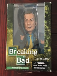 Breaking Bad Better Call Saul Bobblehead Toronto, M3H 4G6