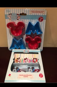 Mickey Mouse Molde Set Nuevo Madrid, 28028