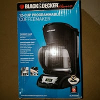Brand new 12 cup Coffeemaker B+D Whitby, L1R 0J9