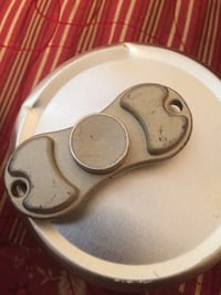 Silver hand spinner Provo, 84606