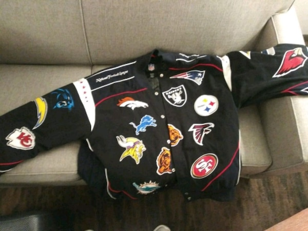 ddcfb4cccdd Used New official NFL jacket for sale in Rockwall - letgo
