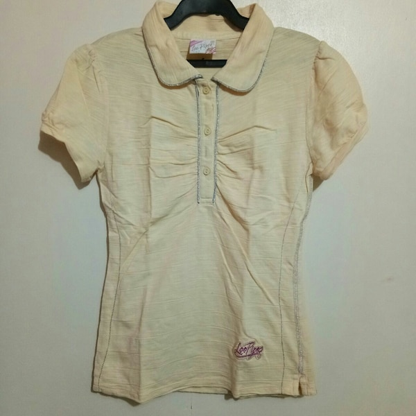 984ce567f1 Used Lee Pipes - Yellow Polo Shirt for sale in Navotas - letgo