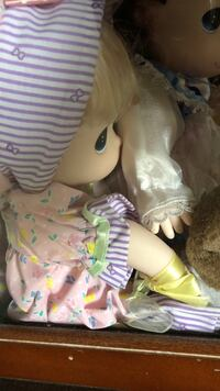 white and pink dressed female doll Lexington, 40509