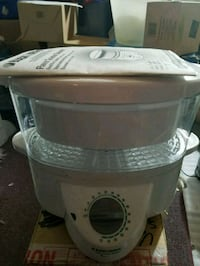 Vegetable steamer.  Great condition only used once London, N6E 1G4
