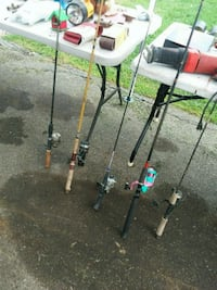 Fishing rods and reels Christiansburg, 24073