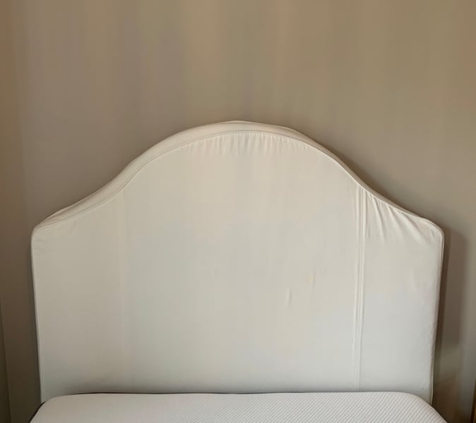 Pottery Barn  Headboard for full bed 9013675d-02e3-485d-b067-a75d20bc67f1