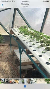 Grow /Hydroponic/aquaponic systems installed at your home