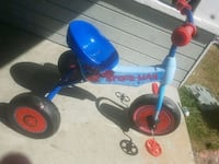 blue and red Radio Flyer trike Tacoma, 98408