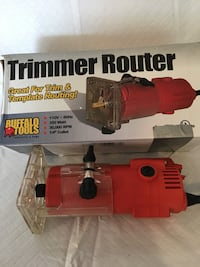 Buffalo Tools Trimmer Router  Zelienople, 16063