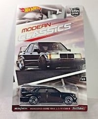 Hot wheels Mercedes 190E evo2 Kısıklı, 34692