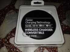 wireless charger convertible in pack
