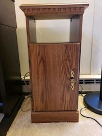 brown wooden cabinet with Fox Point, 53217