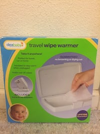 New travel wipes warmer with chargers San Jose, 95110