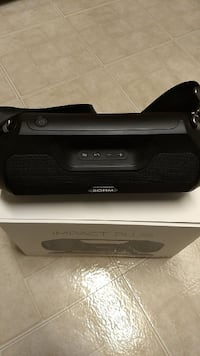 Bohm Impact Plus Bluetooth Speaker - Deep, Full Bass - Comparable to  Centreville