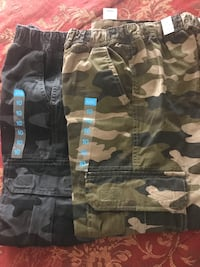 Camouflage cargo pants size 10 Moreno Valley, 92551