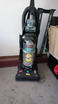 black Bissell upright vacuum cleaner Calgary, T1Y
