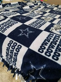 5ft length 3ft width. Dallas Cowboys double throw Fayetteville, 28303