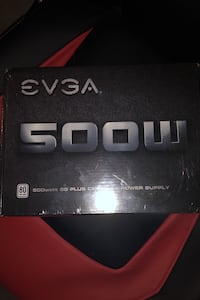 Brand new evga power supply 500w Woodbridge, 22193