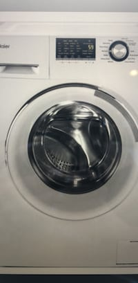 Haier 24-in 2.0-cu ft Front-Load Combination Washer and Dryer Toronto, M4E 2T3