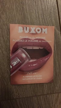 Buxom plumping lip polish in shade Dolly Toronto, M4W 1A9
