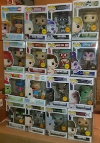 Chase funko pops $20 to $40 EACH  Toronto, M1L 2T3