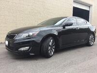 2013 KIA Optima SX Turbo Milton
