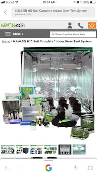Grow equipment  Santa Ana, 92701