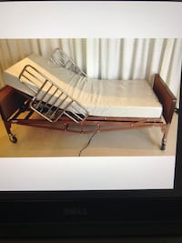 Hospital Bed; Commode; Cane, will Deliver ! Fairfax, 22032