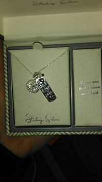 Still in box Sterling Silver Necklace