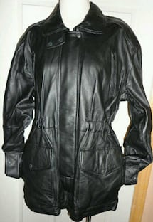 Women Sheep Skin Leather Jacket - Brand New