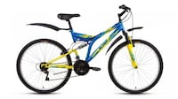 Велосипед Forward Altair MTB FS 26