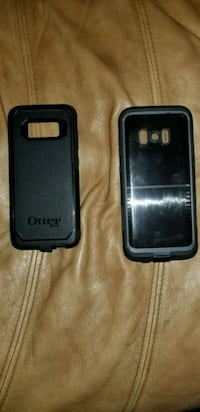 Lifeproof  case and otterbox case for samsung 8