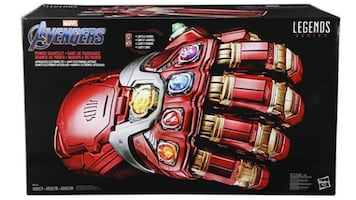 Legends Series Marvel Endgame Iron Man Gauntlet Infinity Gauntlet