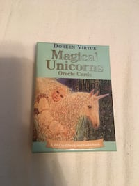 Oracle cards, used once Ceres, 95307