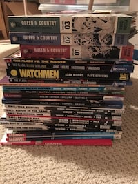 Loads of graphic novels - fantastic condition ! Calgary, T2L
