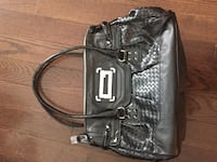Gorgeous Guess Black.Leather Bag REDUCED Toronto, M4N