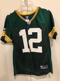 Authentic Women's Packers Jersey- Size Small Kearny, 07032