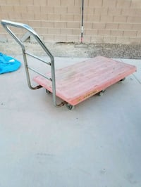 Rehrig Pacific flat bed cart Las Vegas, 89130
