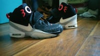 pair of black-and-white Nike basketball shoes Tallahassee, 32303