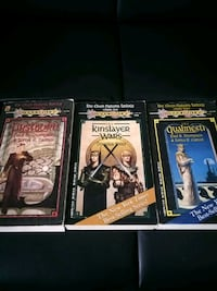 Dragonlance trilogy