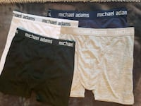 Michael Adams boxers Brief Sz  Hyattsville, 20784