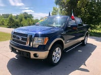 2011 FORD F150 LARIAT 4X4 | $2,995 Down payment. Houston