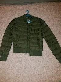 Garage green light jacket size S Edmonton, T6V