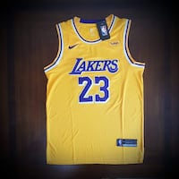 LeBron James Lakers Jersey Los Angeles, 91344