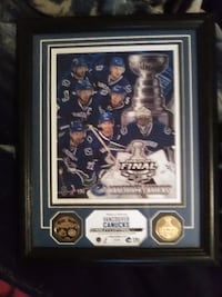Vancouver Canucks Stanley cup picture Calgary