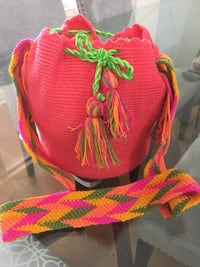 Hand made Colombian bag Mississauga, L5B
