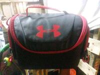 black and red Under Armour insulated cooler St. Louis, 63116