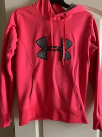 Under armour hoodie women's size small West Des Moines, 50266