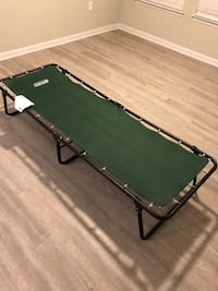 black and green folding bed Richwood, 77531