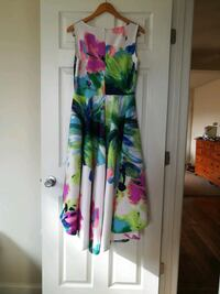 Size 10 high-low sleeveless party dress Greater Landover, 20785